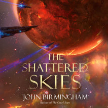 The Shattered Skies Cover