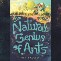 The Natural Genius of Ants Cover