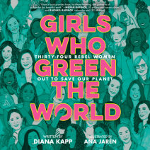 Girls Who Green the World Cover