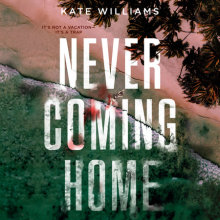 Never Coming Home Cover