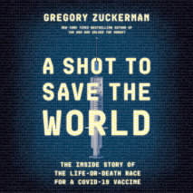 A Shot to Save the World Cover