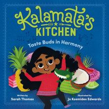 Kalamata's Kitchen: Tastebuds in Harmony Cover