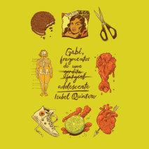 Gabi, fragmentos de una adolescente Cover