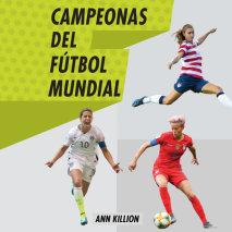 Campeonas del fútbol mundial Cover