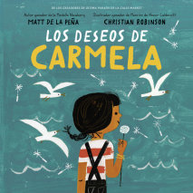 Los deseos de Carmela Cover