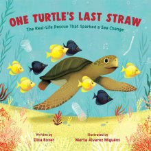 One Turtle's Last Straw Cover