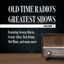Old-Time Radio's Greatest Shows Cover