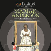 She Persisted: Marian Anderson Cover