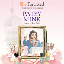 She Persisted: Patsy Mink Cover
