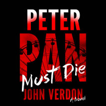 Peter Pan Must Die Cover