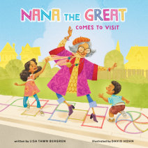Nana the Great Comes to Visit Cover