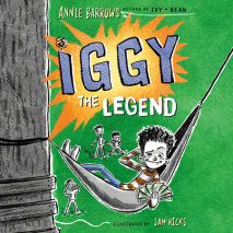 Iggy The Legend Cover