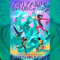 Kiki Kallira Conquers a Curse Cover
