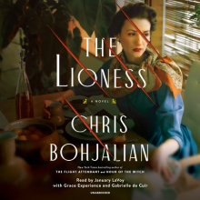 The Lioness Cover