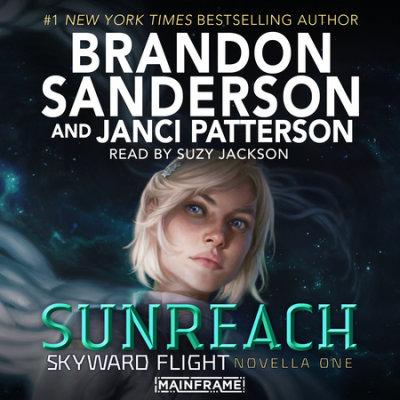 Sunreach (Skyward Flight: Novella 1) cover