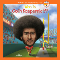 Who Is Colin Kaepernick? Cover