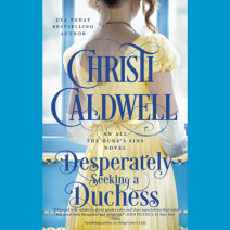 Desperately Seeking a Duchess Cover