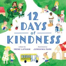 Twelve Days of Kindness Cover