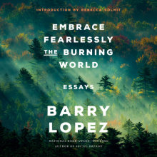 Embrace Fearlessly the Burning World Cover