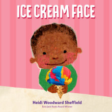 Ice Cream Face Cover
