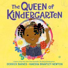 The Queen of Kindergarten Cover