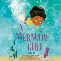A Mermaid Girl Cover