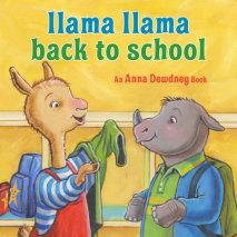 Llama Llama Back to School Cover