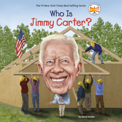 Who Is Jimmy Carter? cover