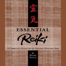 Essential Reiki Cover