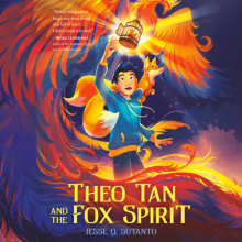 Theo Tan and the Fox Spirit Cover