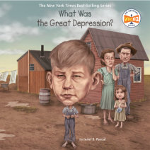 What Was the Great Depression? Cover