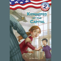 Capital Mysteries #2: Kidnapped at the Capital Cover