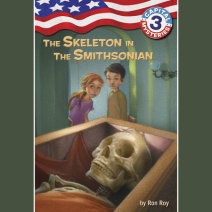 Capital Mysteries #3: The Skeleton in the Smithsonian Cover