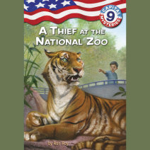 Capital Mysteries #9: A Thief at the National Zoo Cover
