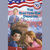 Capital Mysteries #10: The Election-Day Disaster Cover