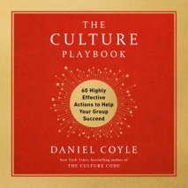 The Culture Playbook Cover