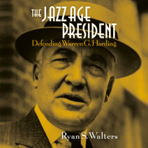 The Jazz Age President Cover