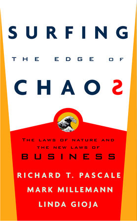 Surfing the Edge of Chaos by Richard Pascale, Mark Milleman and Linda Gioja