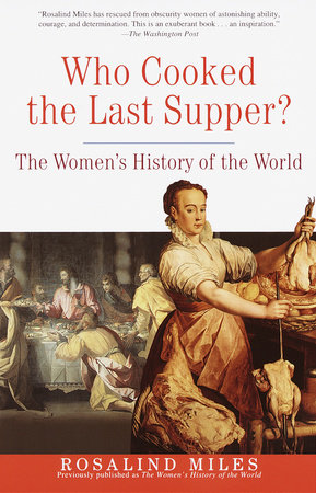 Who Cooked the Last Supper? Book Cover Picture