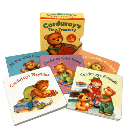 Corduroy's Tiny Treasury by Don Freeman