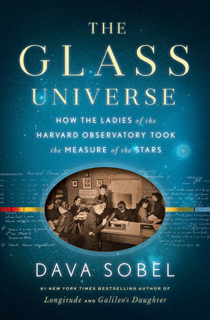 The Glass Universe Book Cover Picture
