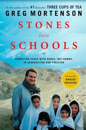 EXP Stones into Schools by Greg Mortenson