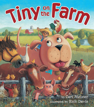 Tiny on the Farm