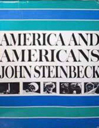 America and Americans by John Steinbeck
