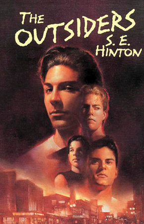 The Outsiders 40th Anniversary edition by S. E. Hinton