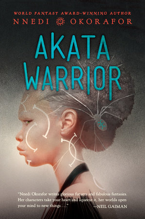 Akata Warrior Book Cover Picture