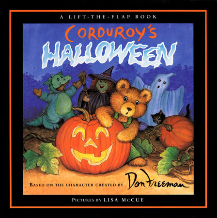 Corduroy's Halloween by B.G. Hennessy