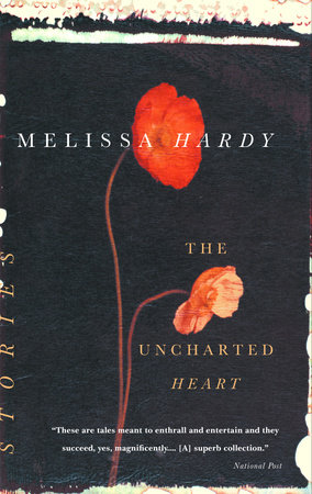 The Uncharted Heart by Melissa Hardy
