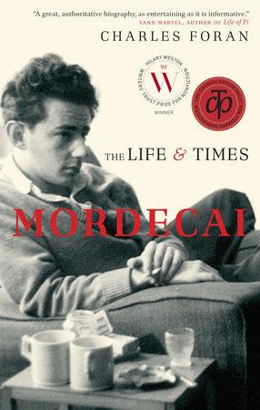 Mordecai by Charles Foran