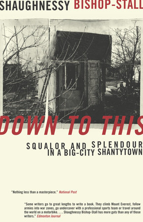Down to This by Shaughnessy Bishop-Stall